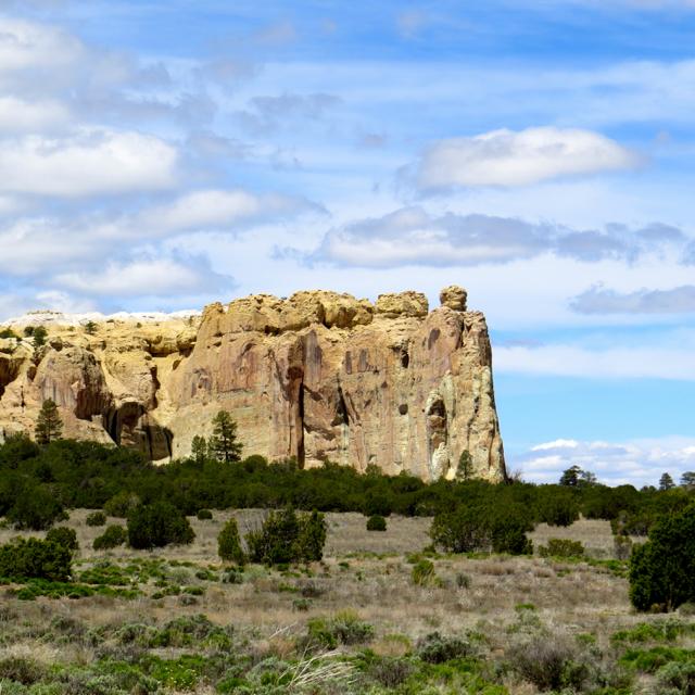 El Morrow National Monument